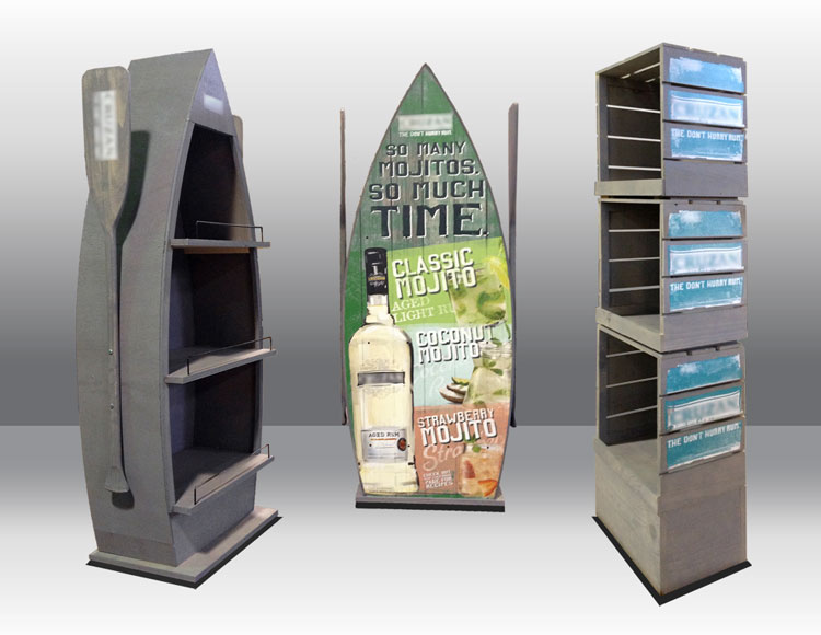 Point of Purchase product displays